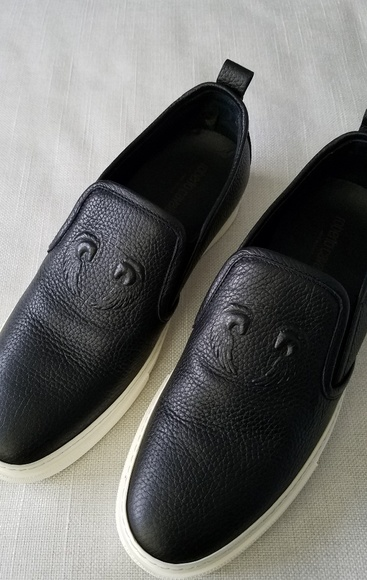 New Mens Roberto Cavalli Casual Shoes